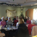 Christmas coffee morning with the Coffee Club 2019